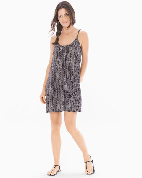 Soma Intimates Spaghetti Strap Short Dress