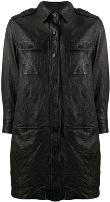Zadig & Voltaire Rexy shirt dress