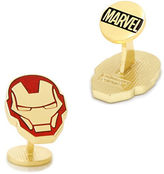 Cufflinks Inc. Marvel Comics Iron Man Helmet Cufflinks