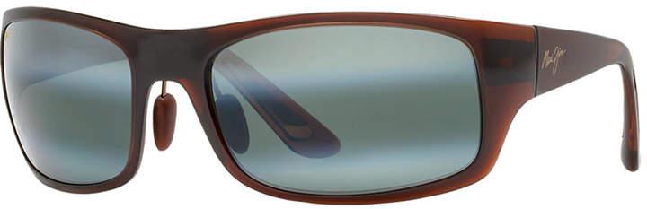 Maui Jim Polarized Sunglasses, 419 Haleakala
