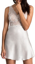 Hanky Panky Lady Catherine Silk and Lace Chemise