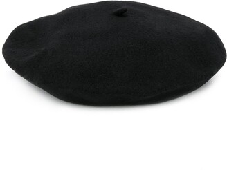 Celine Robert Knitted Beret Hat
