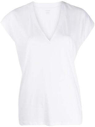 Frame mid rise T-shirt