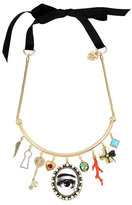 Betsey Johnson Lucky Charms Choker