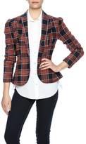 Hazel Plaid Jacket