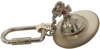 Vivienne Westwood Silver Metal Bag charms