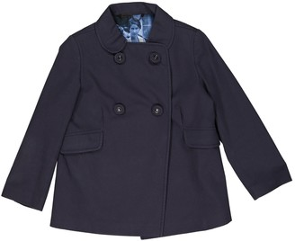 Anya Hindmarch Navy Cotton Jackets