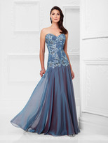 Montage by Mon Cheri - 117902 A-Line Gown