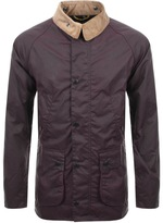 Barbour Bedale Jacket Red