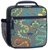 Pottery Barn Kids Classic Lunch Bag, Mackenzie Gray Jungle Snake