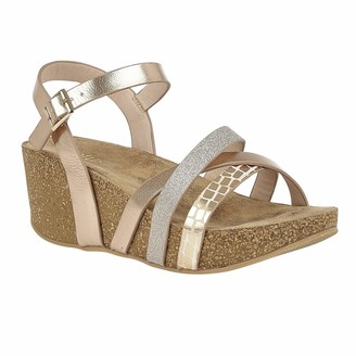 Lotus Women Lily Open Toe Sandals