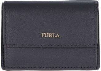 Furla Babylon Small Tri-fold Leather Wallet