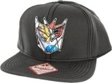 Transformers Gray Snapback Decepticons RED Adjustable Hat Cap Fits Most