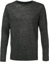Rag & Bone 'Owen' jumper - men - Linen/Flax - S