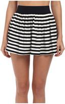 Kate Spade Georgica Beach Stripes Cover-Up Skirt