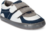 Kenneth Cole Baby Boys' Double Strap Crib Shoes