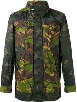 G Star G-Star camouflage jacket