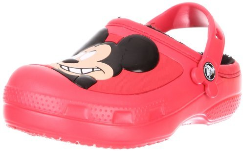 Crocs Mickey M and Goofy Lnd Clg Clog (Toddler/Little Kid/Big Kid)
