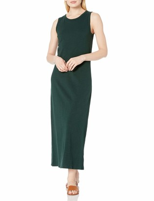 Daily Ritual Lived-in Cotton Sleeveless Maxi Dress