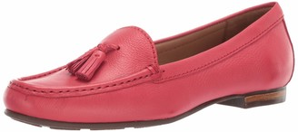 Driver Club USA Women's Genuine Leather Made in Brazil Palm Beach Loafers