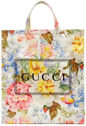 Gucci Shopping Flower Logo