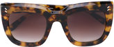 Stella McCartney square sunglasses - women - Plastic - One Size