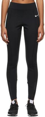 Nike Black Sportswear Leg-A-See Leggings
