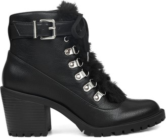 Nine West Iagree Lace Up Booties