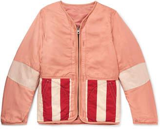 Visvim Iris Quilted Nylon-Shell Jacket