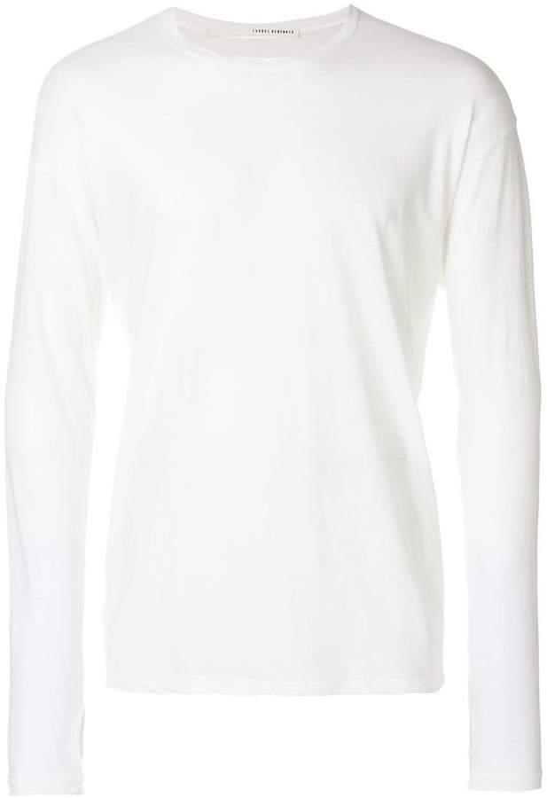 Isabel Benenato longsleeved T-shirt
