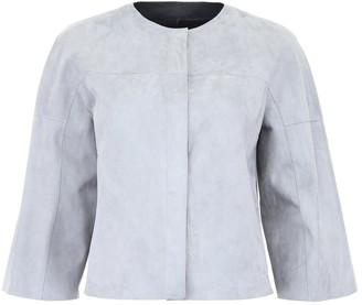 Drome Kimono-Sleeves Reversible Jacket