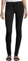 Cheap Monday Prime Low-Rise Skinny Jeans, Black