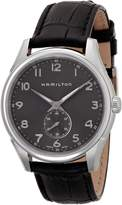 Hamilton Men's H38411783 Jazzmaster Thinline Dial Watch
