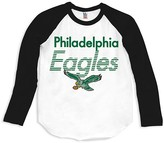 Junk Food Clothing Boys' Philadelphia Eagles Tee - Sizes 2-7