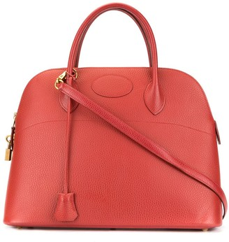 Hermes Pre-Owned 1996 Bolide 35 2way bag