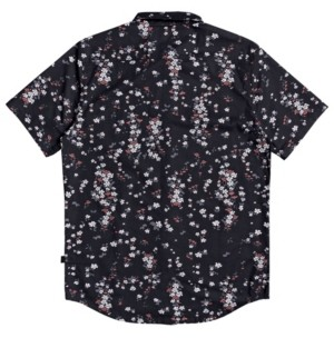 Quiksilver Men's Tripping Daisy Short Sleeve Shirt