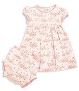 Kissy Kissy Baby's Printed Dress & Bloomers Set