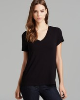 David Lerner Tee - Short Sleeve V