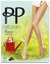 Pretty Polly Naturals Oiled Pantyhose