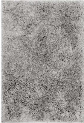 """Loloi Rugs Plush Sparkly Celeste Shag CV-01 Area Rug by Loloi, Grey, 5'x7'6"""""""