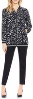Vince Camuto Women's Animal Whispers Bomber Jacket