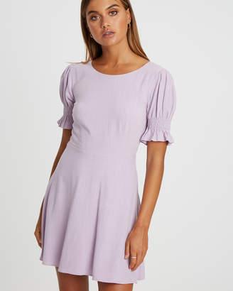 Amalia Savel Mini Dress
