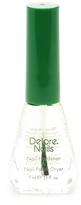 DeLore for Nails Organic Nail Hardener & Nail Polish Dryer