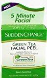 Sudden Change Green Tea Facial Peel 4 ea