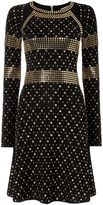 Michael Kors Studded knit dress