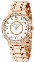 Catherine Malandrino Women's 35mm Steel Bracelet Quartz Watch Cbck2083r552-524