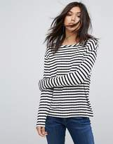 BOSS ORANGE Boss Casual Stripe Top