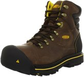 Keen Men's Milwaukee 6-Inch Soft Toe Work Boot
