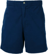 Polo Ralph Lauren logo embroidered shorts - men - Cotton/Spandex/Elastane - L