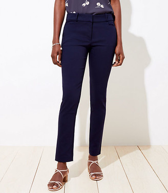 LOFT Skinny Ankle Pants in Curvy Fit